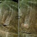 Fix a Torn Pocket Edge in a Stylish Way