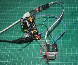 ESP-12F: ESP8266 Module - Connection Test