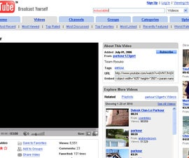 How to embed a video into Instructables