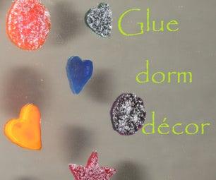 Glue Dorm Décor