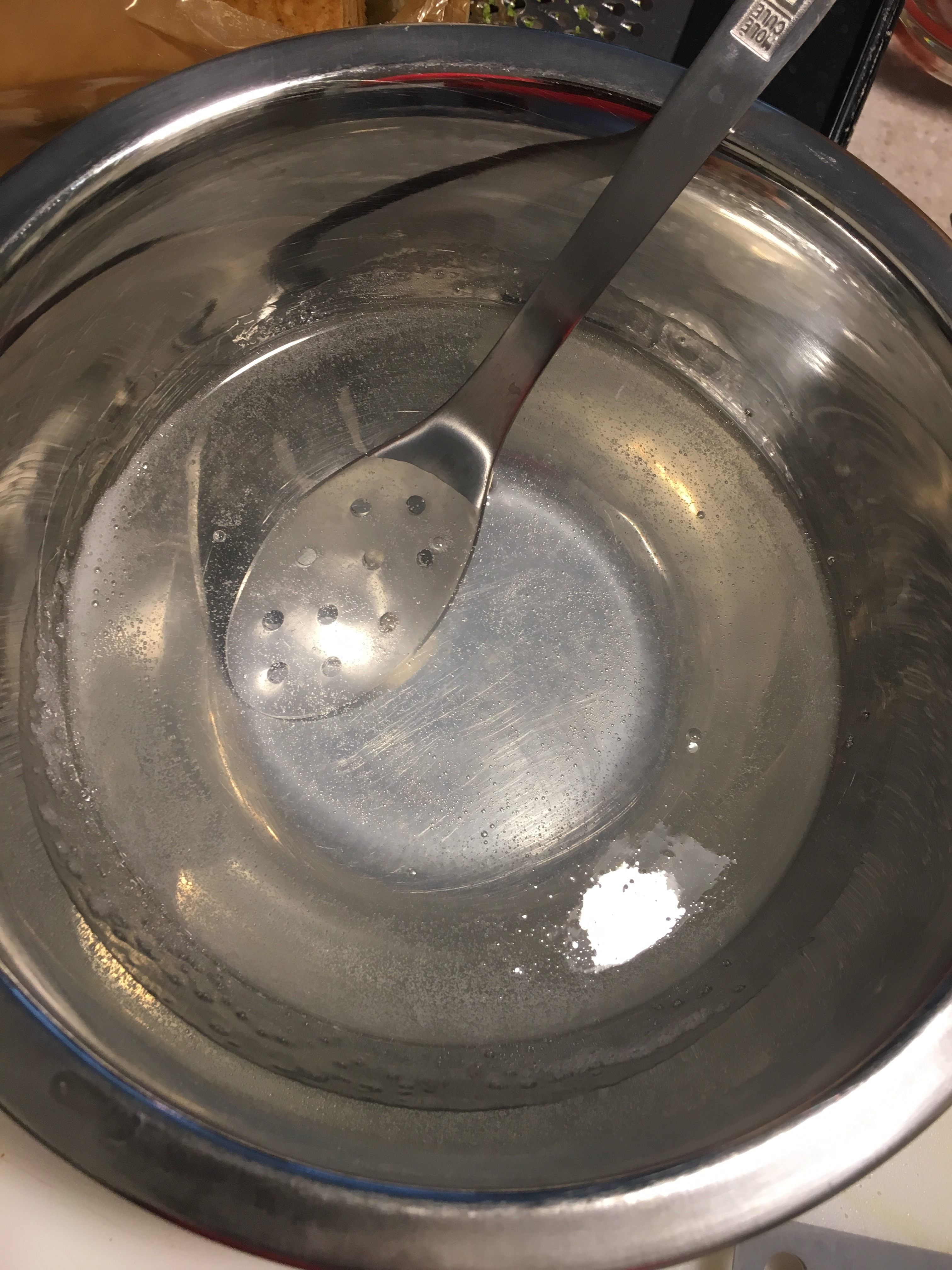 Picture of Coconut Milk Spheres (part Two)