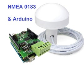 How to Use NMEA-0183 With Arduino