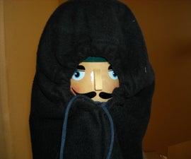 Easy to Sew Fleece Hood