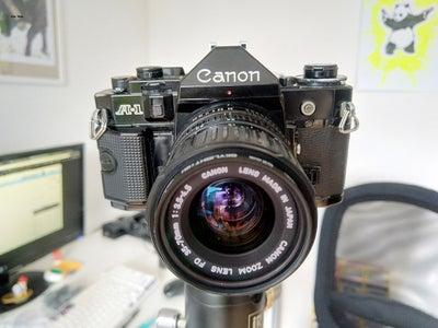 Convert Analog Camera to (partially) Digital