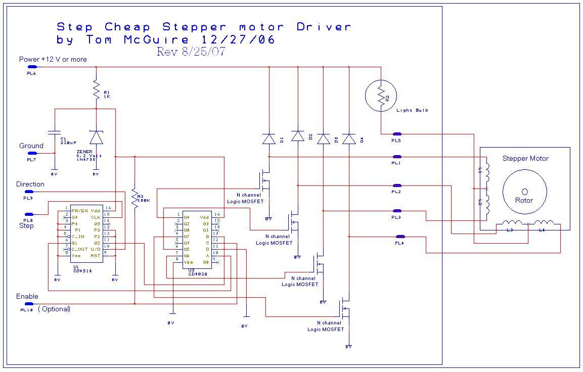 Cnc Driver Diagram Wiring Diagram Site