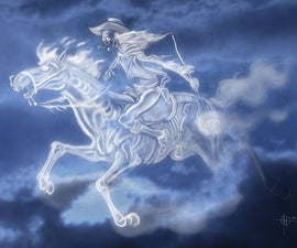 """""""Ghost riders In the Sky"""" Main Guitar Solo"""