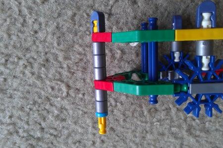 Third Arm: Rotor Holder