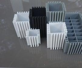 WaveBoxes: an interlocking organizer system