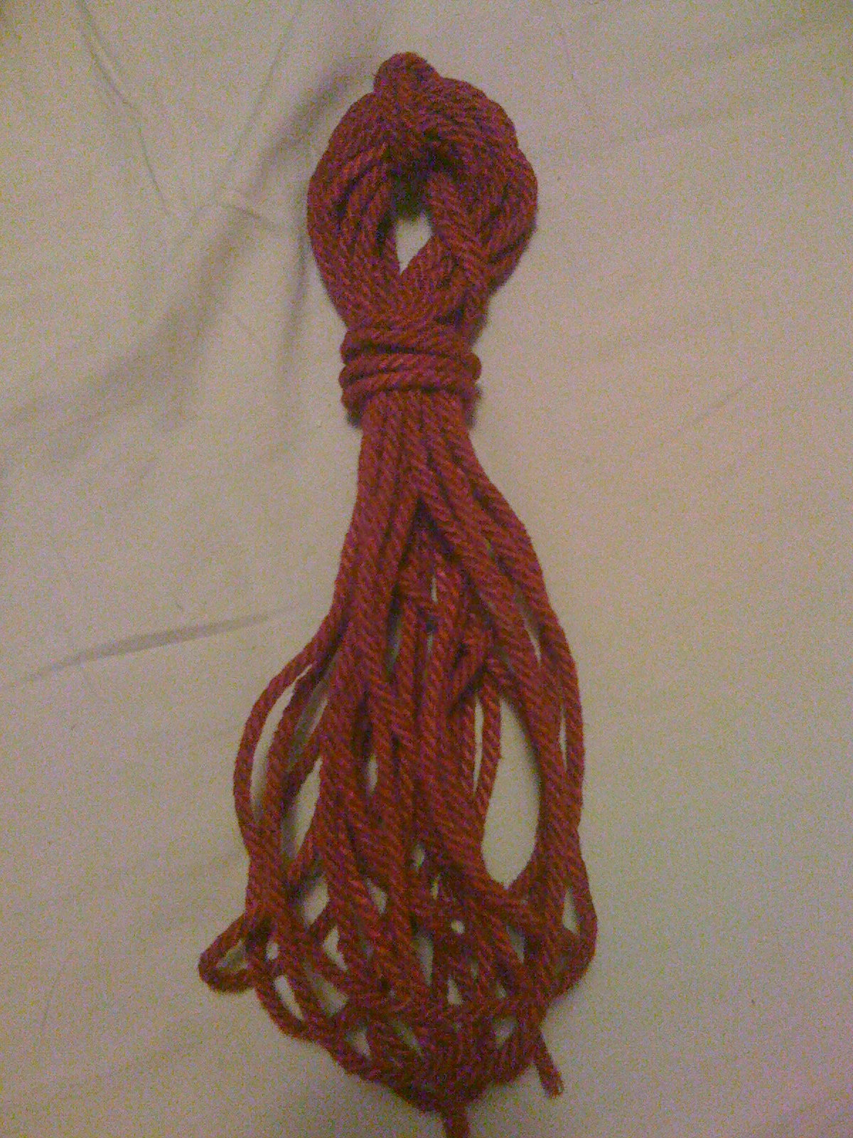 Picture of Condition and Dye Your Own Hemp Rope
