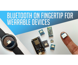 RYB080l Bluetooth Tutorial for Wearable Device