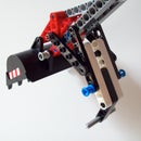 How to Create Custom Grapple for Lego 8294 Excavator