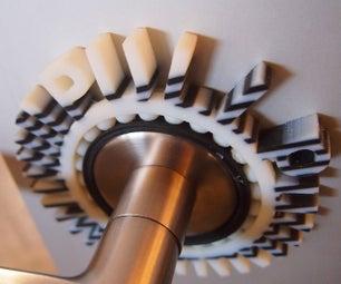 3D-printed Pull/Pull Door Koozie - AutoDesk Pier 9 AiRs 2016