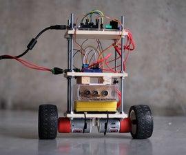 Augmented Arthropod - Self-Balancing Mech