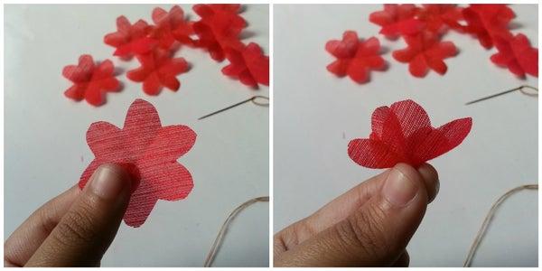 Stitching the Petals