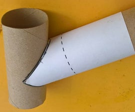 Template to Miter Tube