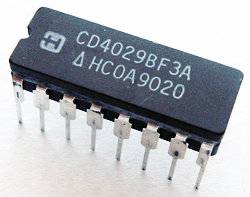 Picture of Separe the Electronic Components