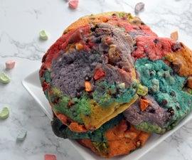 Unicorn Rainbow Cookies Recipe