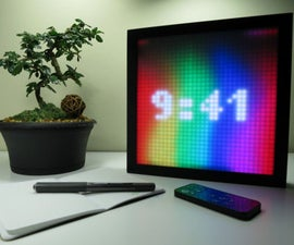 SmartMatrix - Dynamic LED Art Display