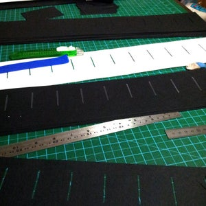 Measure and Cut Slits