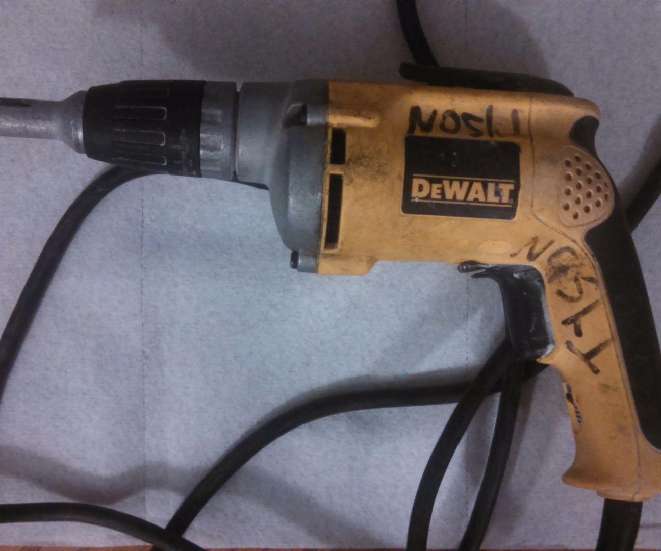 Dewalt Drywall Scrugun Repair: 6 Steps (with Pictures) on