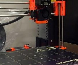 Setting Up and Printing With a Prusa I3 Mk2 Printer