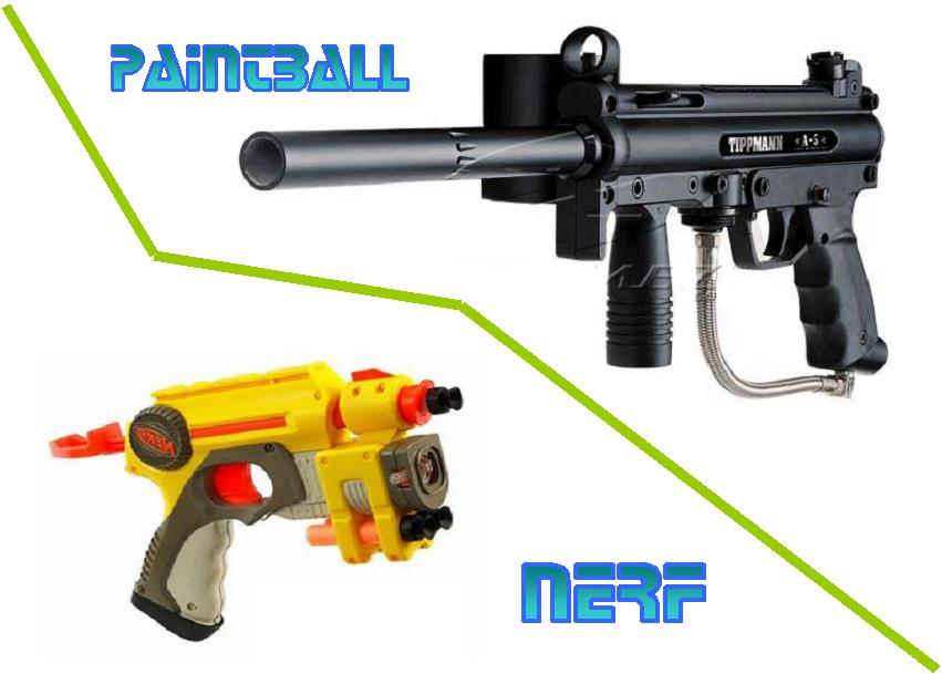 Picture of Why Nerf?