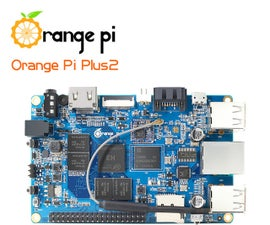 Orange Pi Plus 2 - Armbian (on SDcard or Onboard 16GB Memory!) - Update