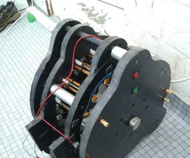 Excess Energy Pulse Motor