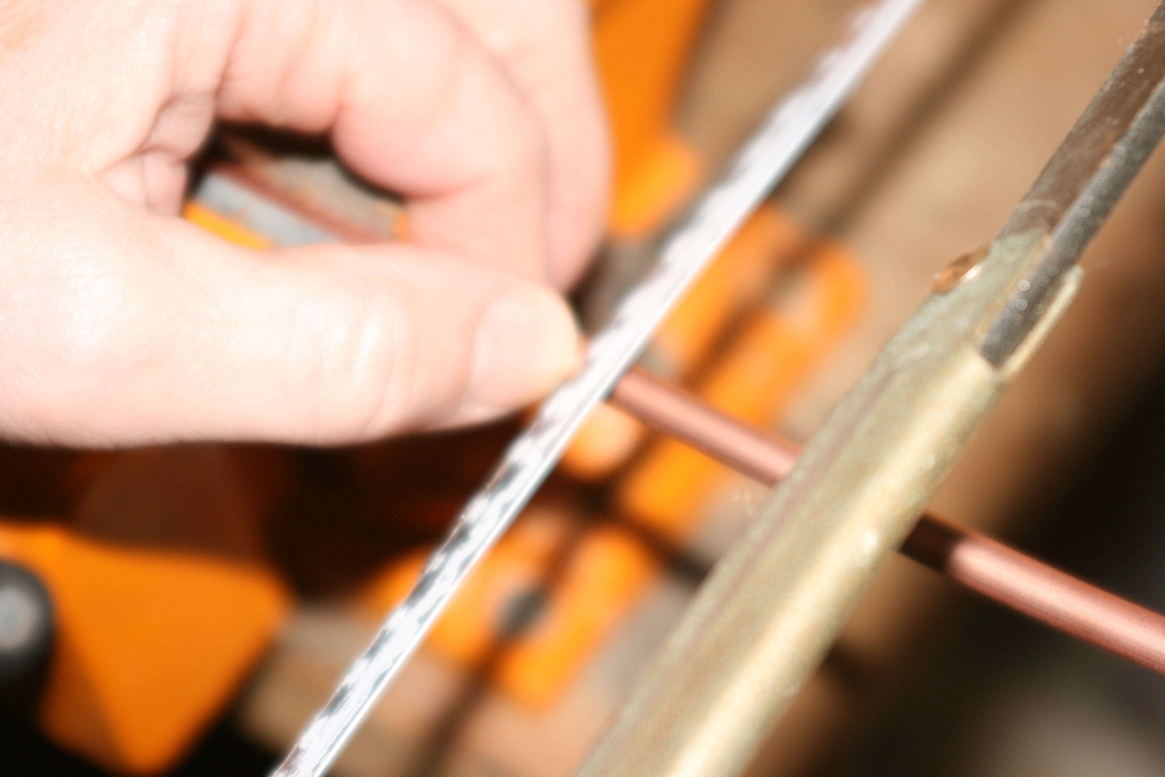 Picture of Cut the Tubing