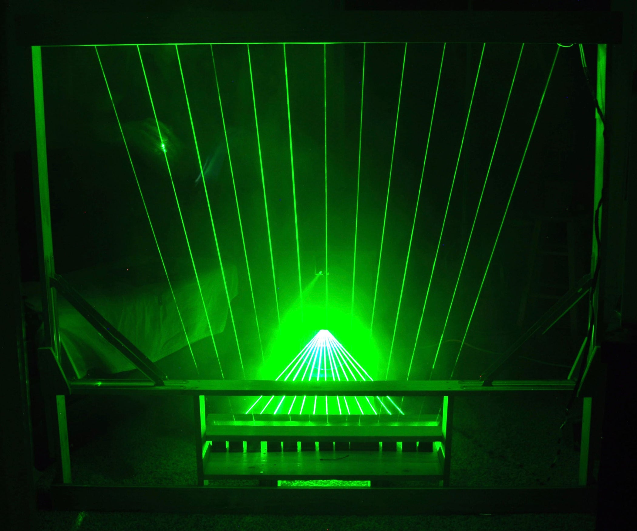 Arduino: 13 Note MIDI Laser Harp : 6 Steps (with Pictures