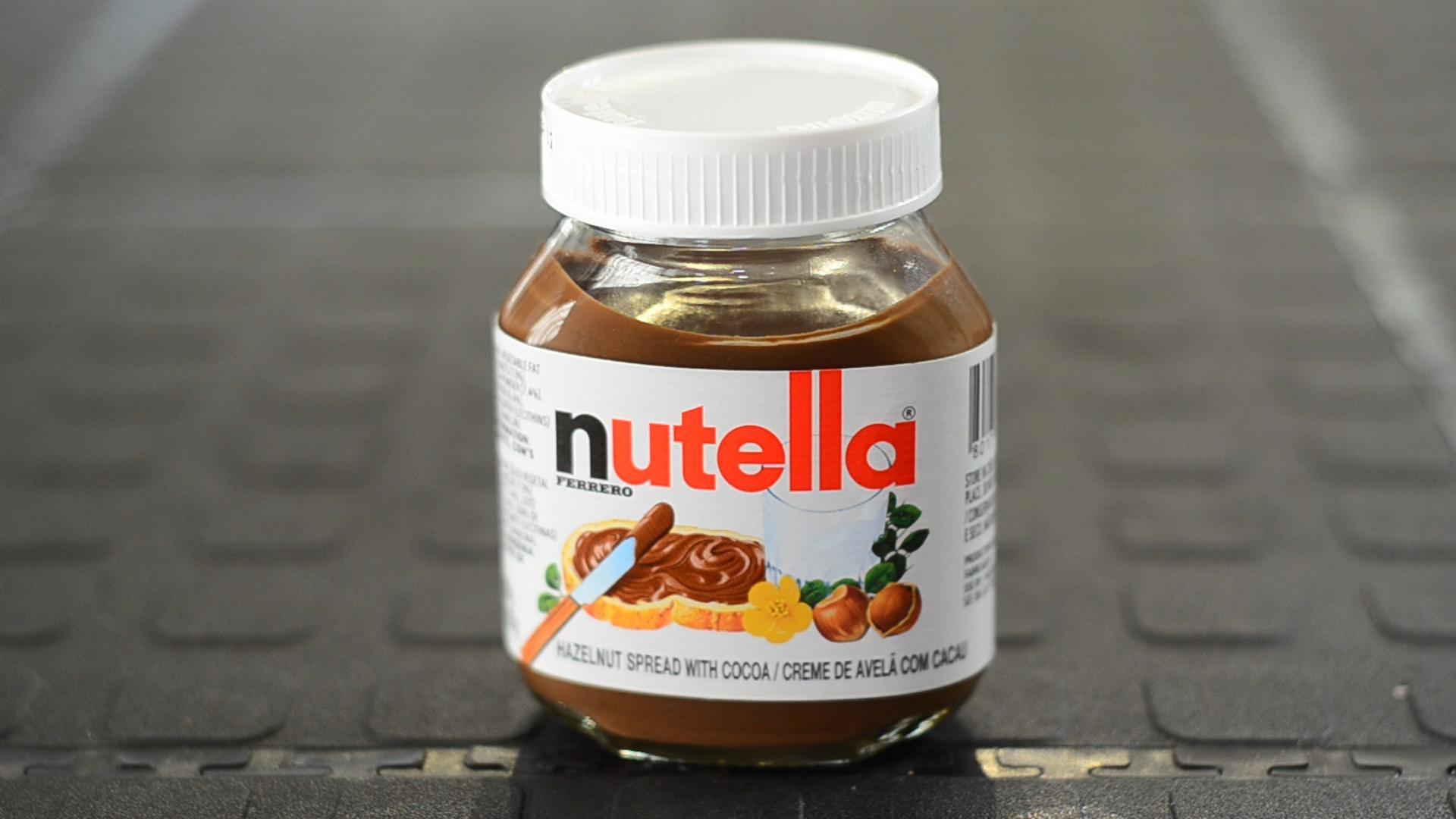 Picture of Add Nutella