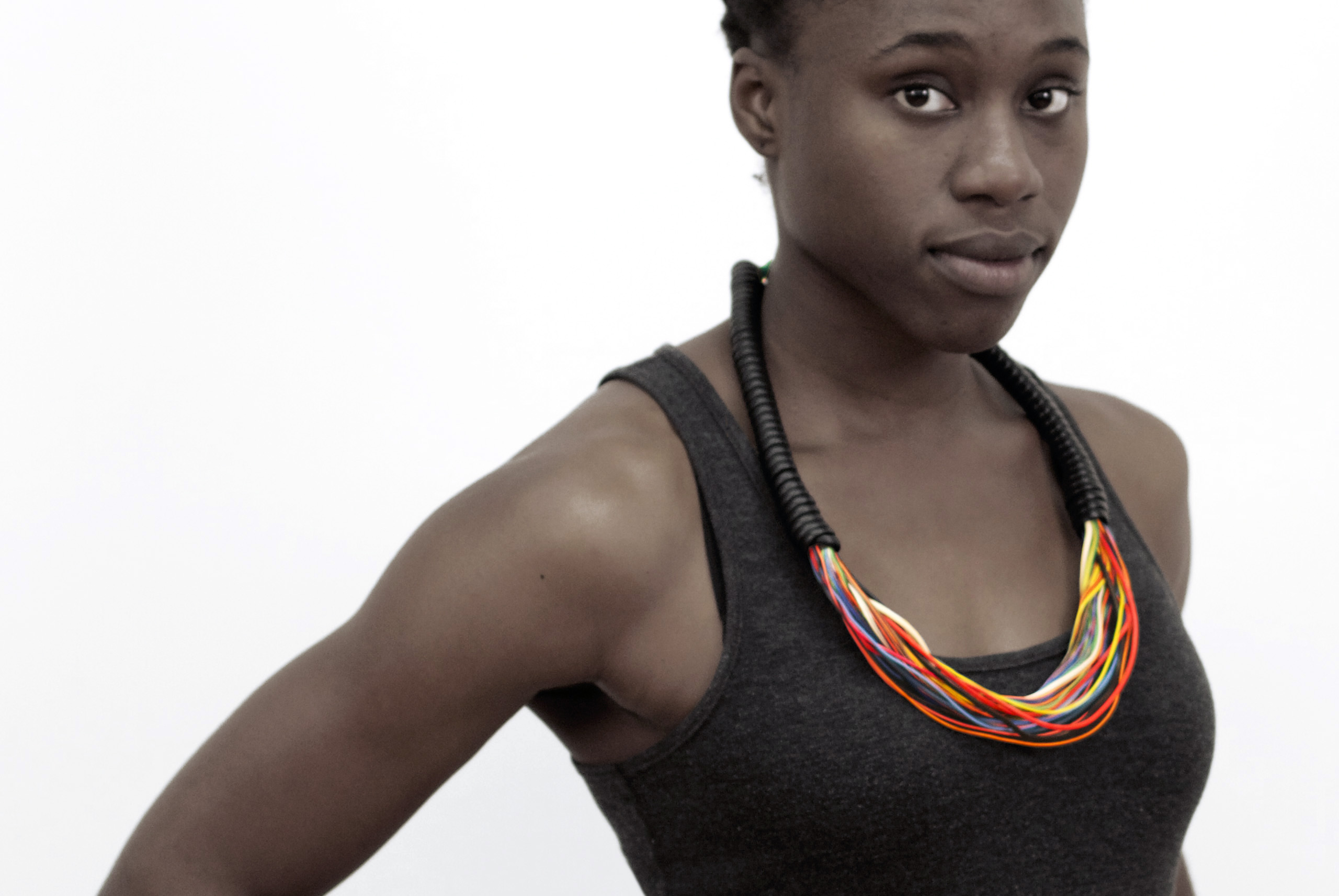 Picture of Elle, E-Waste Jewelry