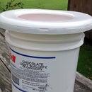 DIY Camping Toilet Bucket