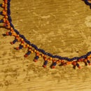 How to make a bead necklace