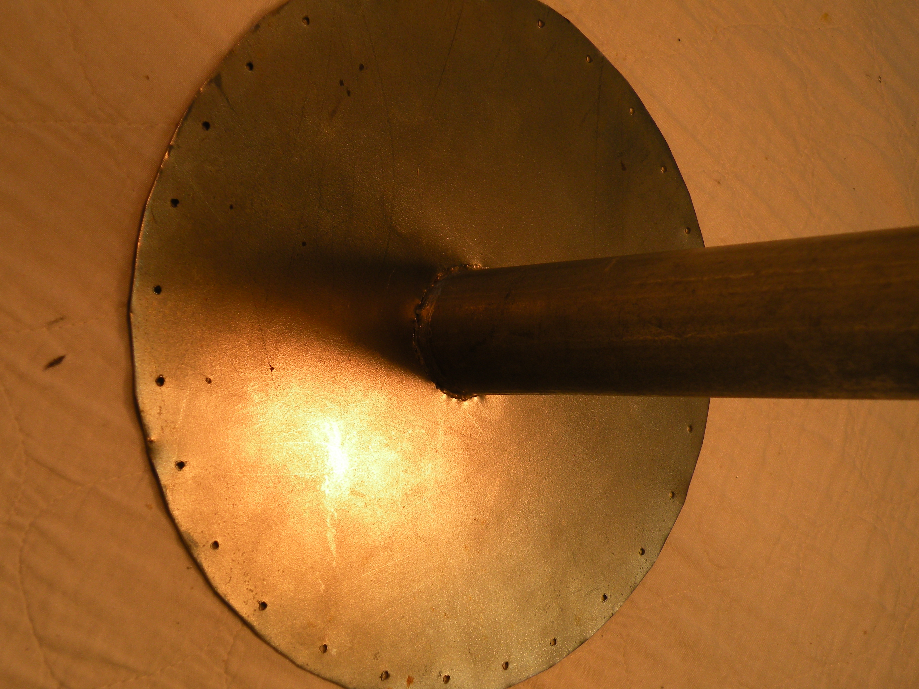 Picture of Attach the Handle / Bell