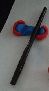 Picture of Sugru Pen Holder