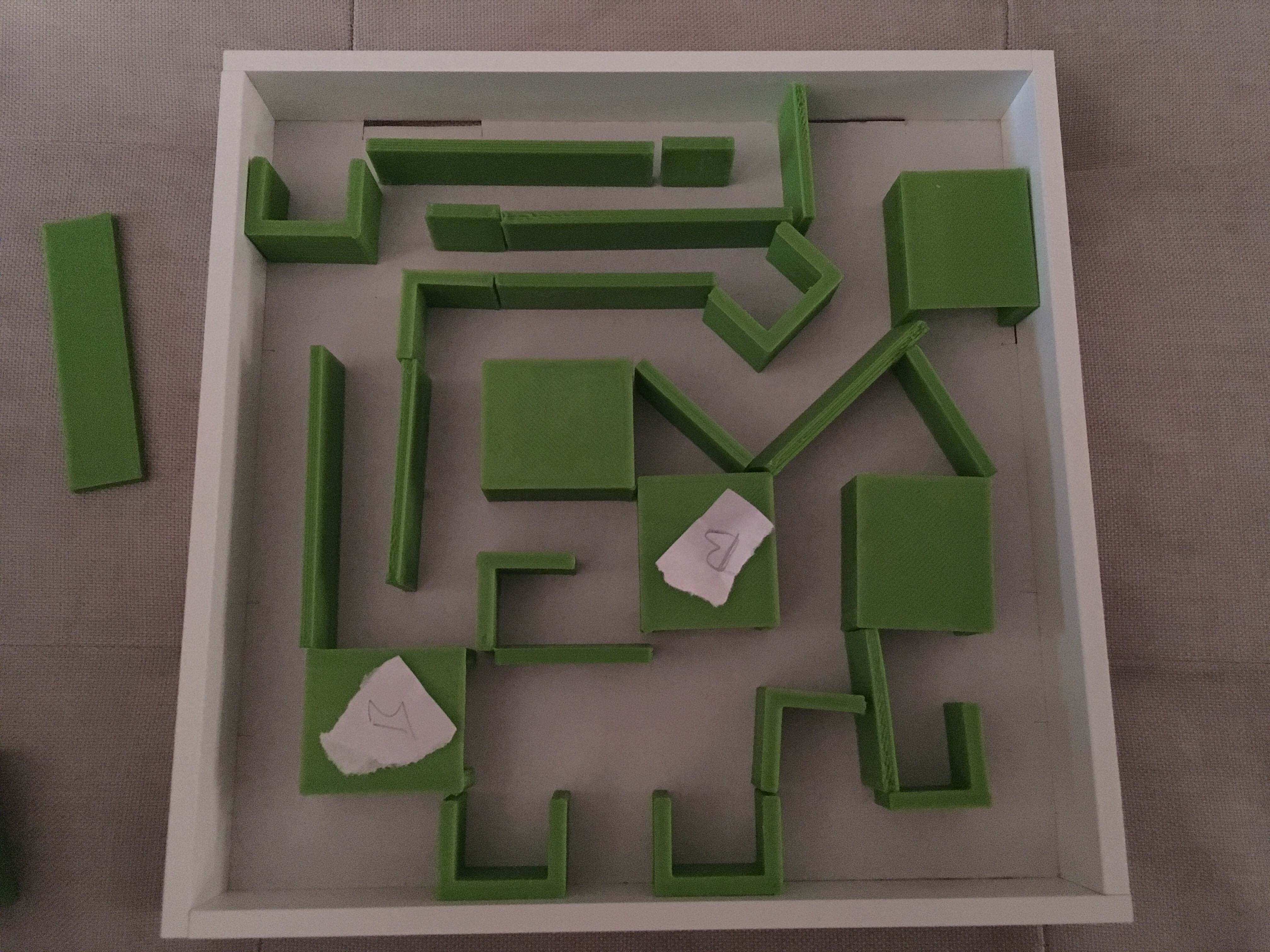 Picture of Test Your Maze Layout