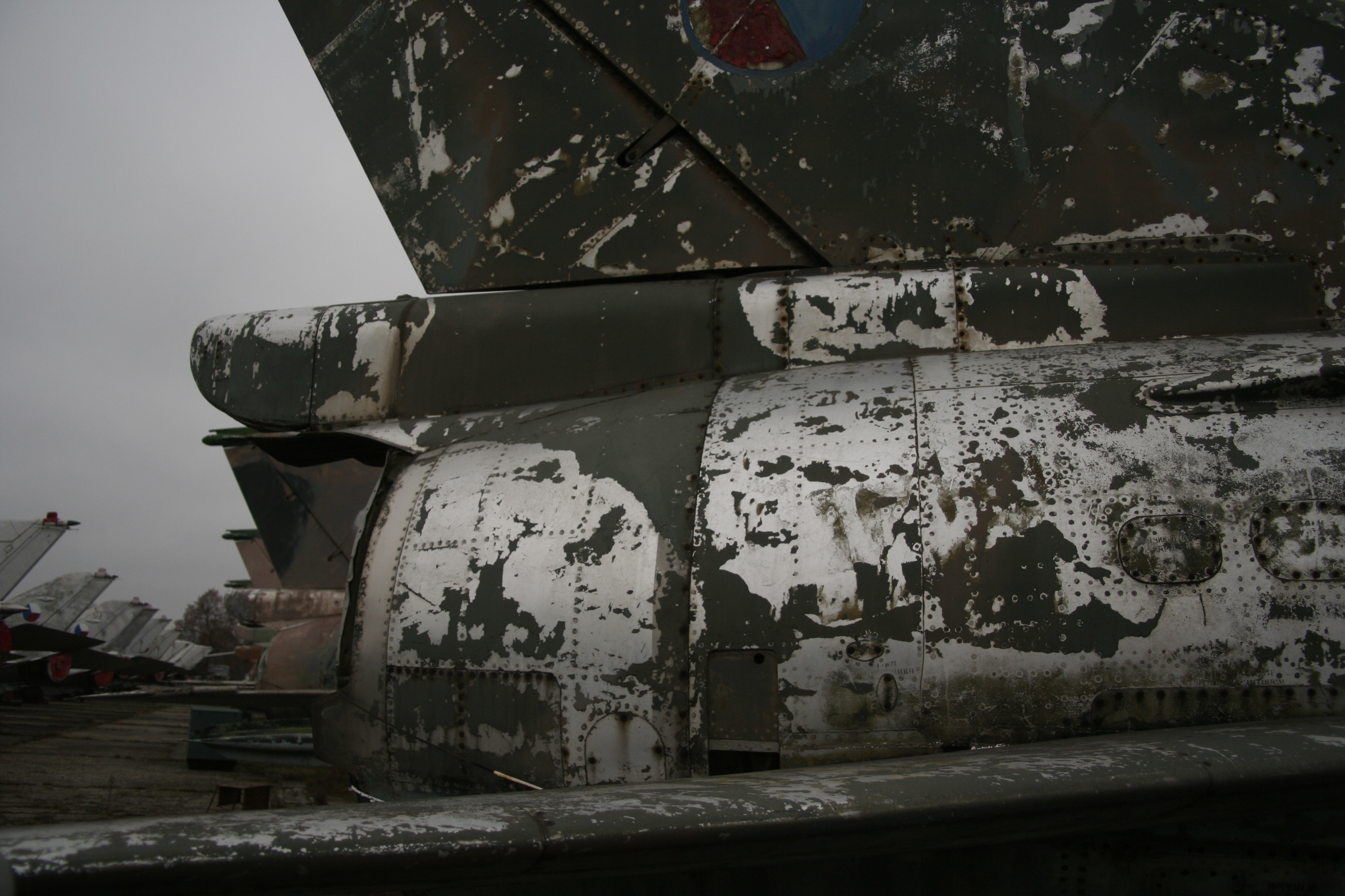 Picture of Fighter Jet Cockpit- Texturing