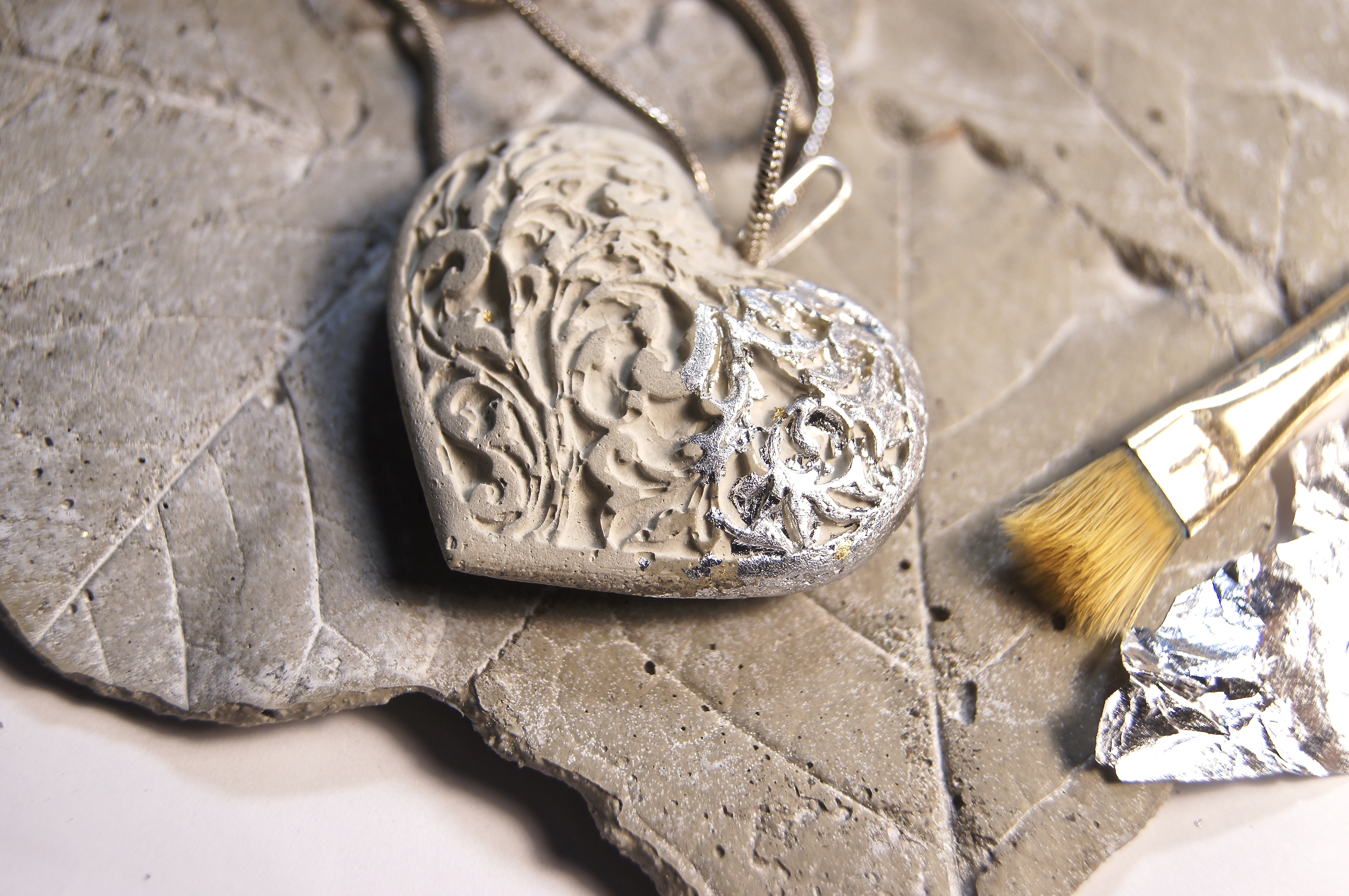 Picture of Cast Your Own Concrete Charm
