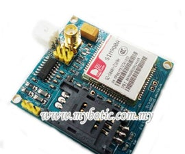 Tutorial to Interface GSM SIM900A With Arduino
