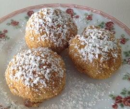 Hungarian Plum Dumpling