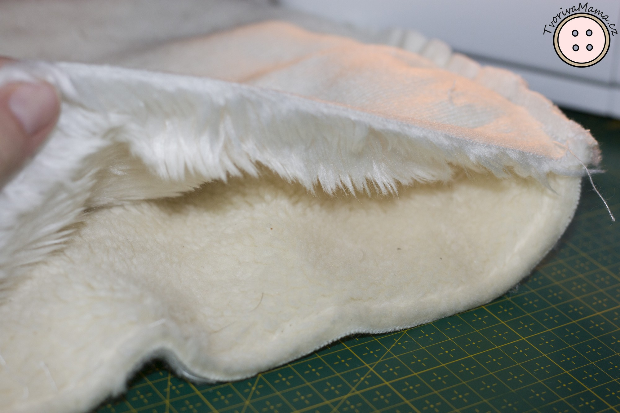 Picture of Making Base for the Muff