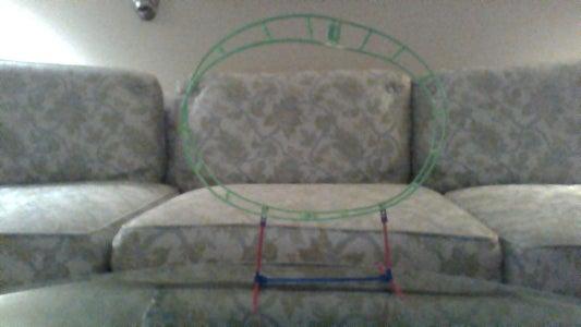 Knex Mobius Strip Model