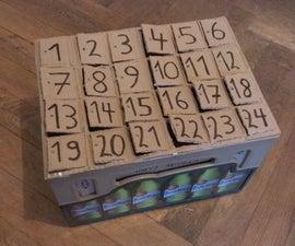 Beer Crate Advent Calendar