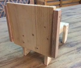 Wooden Dog