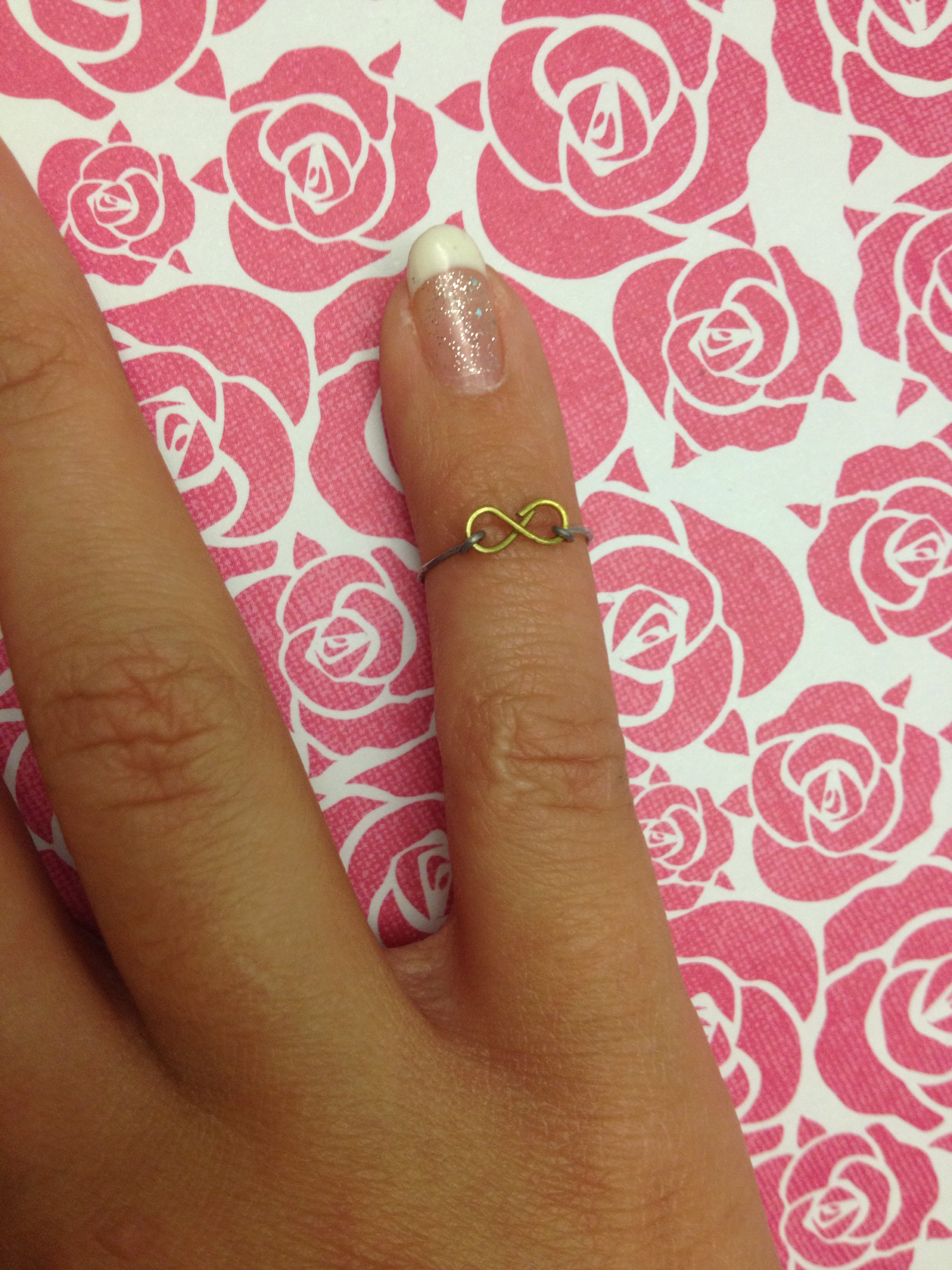 Picture of Infinity Ring