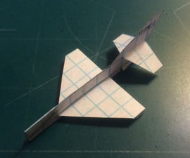 How To Make The AeroStinger Paper Airplane