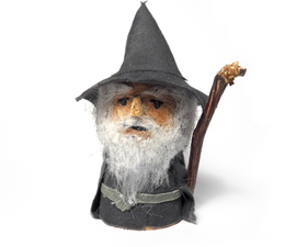 Champagne Cork Gandalf