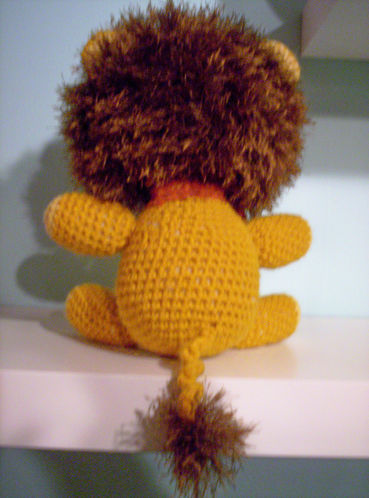 Picture of Leander's Lion