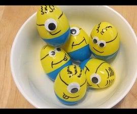 Minion Easter Eggs